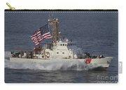 He U.s. Coast Guard Cutter Adak Carry-all Pouch