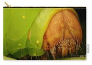 Head Of Polyphemus Caterpillar Carry-all Pouch
