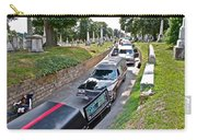 Hearses At Laurel Hill Cemetery Carry-all Pouch