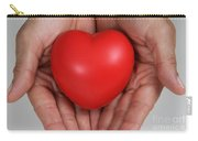 Heart Disease Prevention Carry-all Pouch