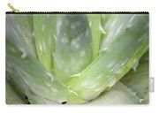 Heart Of An Aloe Carry-all Pouch