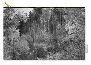 Heart Of The Aspen Forest Carry-all Pouch