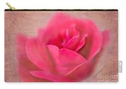 Heart Of The Rose Carry-all Pouch