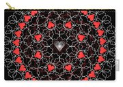 Hearts And Lace 2012 Carry-all Pouch