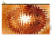 Heat Wave - Abstract Art Carry-all Pouch