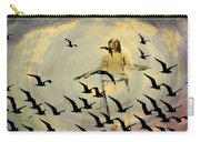 Heaven Sent Carry-all Pouch by Bill Cannon