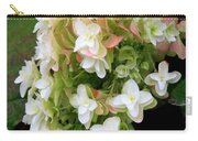 Heavenly Hydrangea Carry-all Pouch