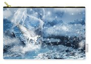 Heavenly Interlude Carry-all Pouch by Lourry Legarde