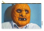 Heavy Vegetable-head Carry-all Pouch by James W Johnson