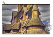 Heddal Stave Church  Carry-all Pouch
