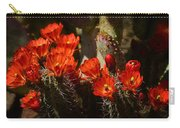 Hedgehog Bouquet  Carry-all Pouch