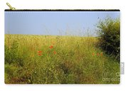 Hedgerow Flowers Carry-all Pouch