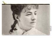 Helena Modjeska (1840-1909) Carry-all Pouch