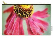 Helenium Flower 2 Carry-all Pouch