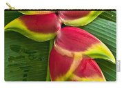 Heliconia Rostrata II Carry-all Pouch