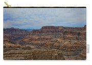 Helicopter View Of The Grand Canyon Carry-all Pouch