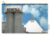 Hello Memphis Carry-all Pouch