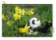 Hello Spring. Ginny From Travelling Pandas Series. Carry-all Pouch