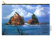 Hells Gate Rocks Near Calibishie Dominica Carry-all Pouch