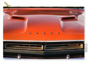 Hemi Orange 1971 Dodge Challenger Carry-all Pouch