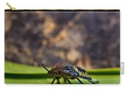 Hemiptera Nymph Walikng 1 Carry-all Pouch
