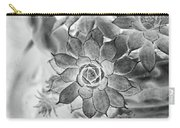 Hen And Chicks Digital Art Carry-all Pouch