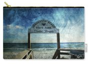 Henderson Beach State Park Florida Carry-all Pouch