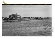 Hengistbury Head Viewed From Mudeford Carry-all Pouch