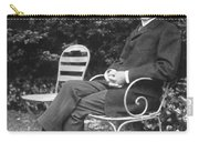 Henri Bergson (1859-1941) Carry-all Pouch