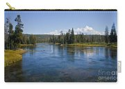 Henry Fork Of The Snake River Carry-all Pouch