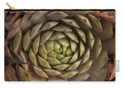 Hens N Chicks Carry-all Pouch