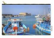 Heraklion - Venetian Fortress - Crete Carry-all Pouch