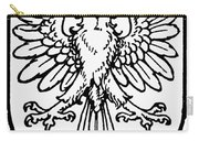 Heraldry: Birds Carry-all Pouch
