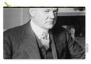 Herbert Clark Hoover Carry-all Pouch