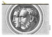 Hercules And Hylas Carry-all Pouch