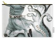 Hercules Of The Union, 1861 Carry-all Pouch