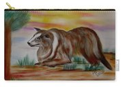 Herding Collie Carry-all Pouch