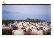 Herding Sheep, Inishtooskert, Blasket Carry-all Pouch