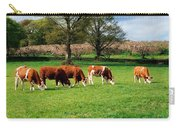 Hereford Bullocks Carry-all Pouch