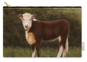 Hereford Heifer Carry-all Pouch