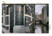 Herengracht 395 Bis. Amsterdam Carry-all Pouch