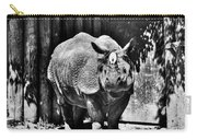 Heres Lookin At You  Kid Indian Rhino  Carry-all Pouch