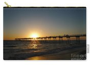 Hermosa Beach Sunset Carry-all Pouch