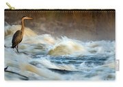 Heron In Centaur Shute Carry-all Pouch