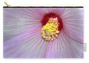Hibiscus Closeup Carry-all Pouch