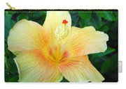 Hibiscus Hip Carry-all Pouch