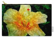 Hibiscus Hiwc Carry-all Pouch