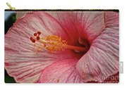 Hibiscus Pink Carry-all Pouch