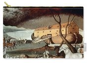 Hicks: Noahs Ark, 1846 Carry-all Pouch by Granger