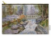 Hidden Falls Tetons Carry-all Pouch